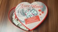 """Love Heart """"Happy Day Heart"""""""