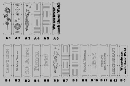 Feuersäule - Partyfeuer - Licht- und Wärmequelle mit Bodenschale und Feuerrost in Wahlmotiv